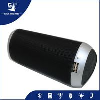 Hot Colorful doorbell speaker with Bluetooth support handsfree and TF card