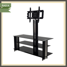 modern lcd tv stand rack/ av furniture contemporary tv consoles