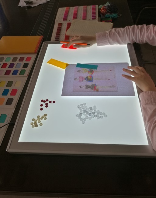 A2 A3 A4 A5 aluminum frame led drawing drafting graphic tablets