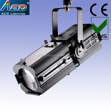 zoom profile led gobo projector