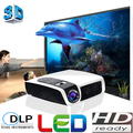 2D to 3D Full HD LED Projector C5D from China Manufacture