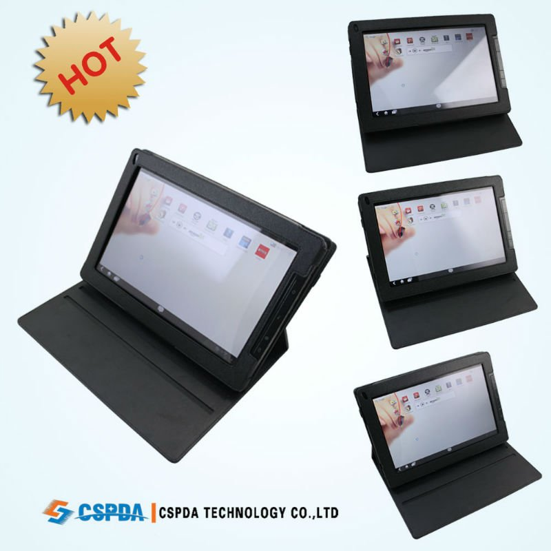 "360 Degree Stand Leather Cover Case for Lenovo ThinkPad 10.1"" Inch Table"