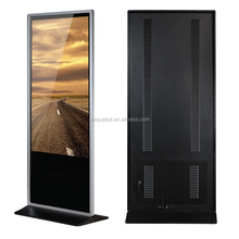 55 inch 2017hot flexible floor standing kiosk stand pc touch lcd screen android pc capacitive touch screen