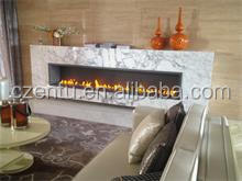 high quality ethanol fireplace insert for granite fireplace surroundings