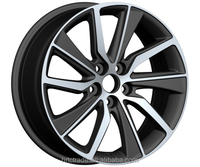 Competitive price car parts 18 inch alloy wheels