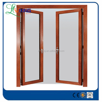 China wholesale custom aluminum framed casement window