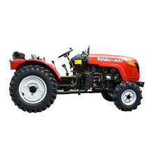 farm equipment LUZHONG 604 60hp agriculture mini tractor in belarus