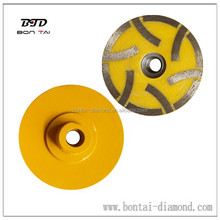 resin polishing tool for grinding and polishing stone and granite, concrete