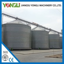 Factory directly supply CE Approved hopper poultry feed storage silo cost