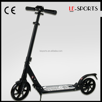TOP Quality 200mm wheel Adult big wheel kick Scooter