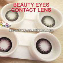 wholesale price fashion colour contact circle lenses yearly used BEAUTY EYE