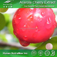 Acerola Cherry Fruit Extract 25% Natural Vitamin C Powder