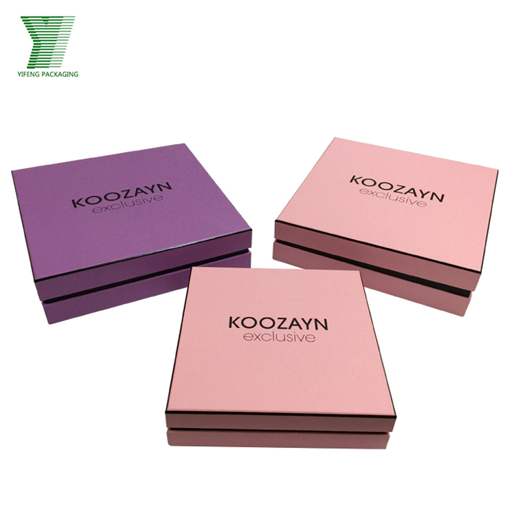 Cardboard Box Printing Popular Style Packaging Box Paper Packaging Box With Logo
