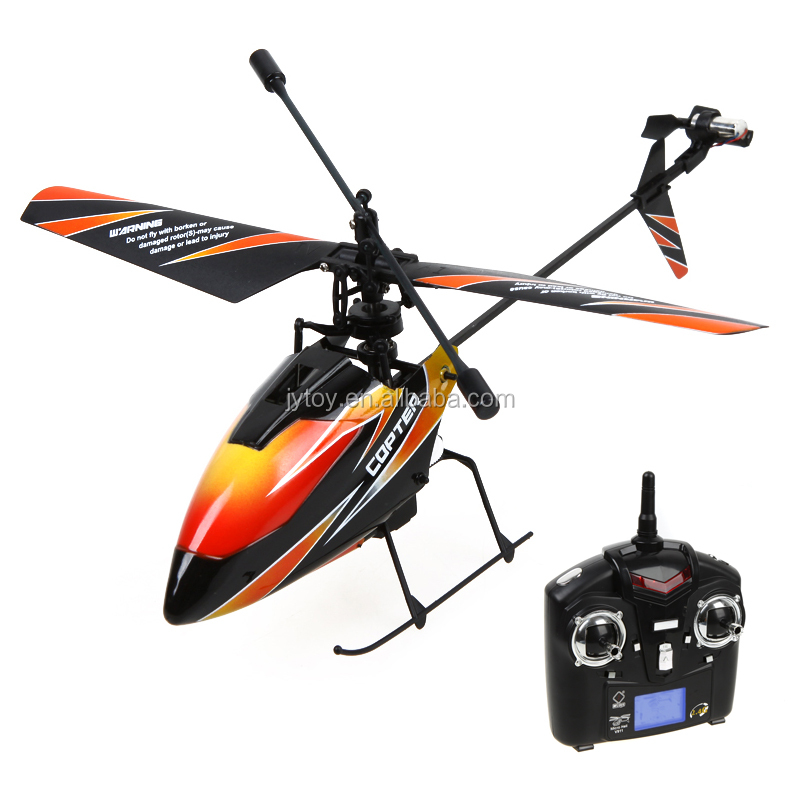 High Simulation WL Toy 3.5 Channel Radio Control Toy China Model RC Helicopter With Gyro