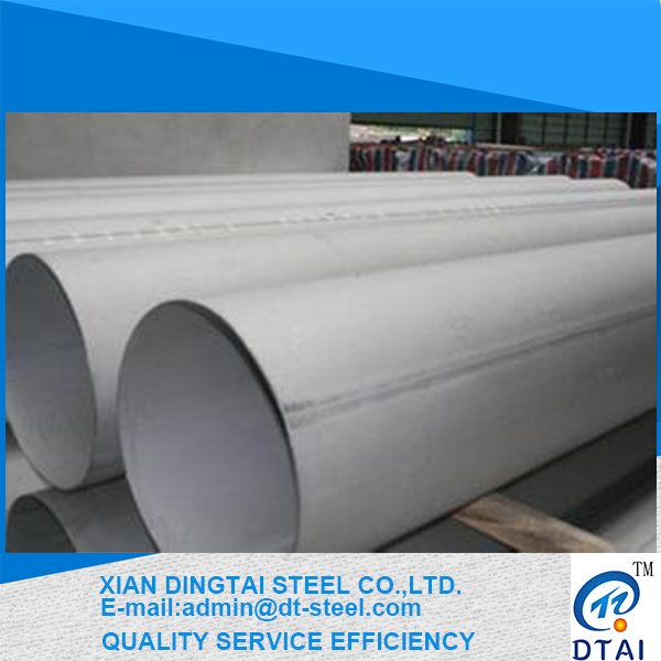 alibaba website large diameter thin wall 316 stainless steel seamless tube