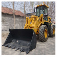 Heavy duty 2000kgs Chinese front end loader with CE