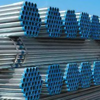 8 inch gi steel pipe with strong in corrosion resistance
