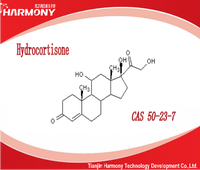 API Hydrocortisone CAS:50-23-7 GMP certificated