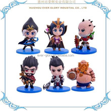 Cartoon Action Figure toys Custom PVC League of Legends Figure
