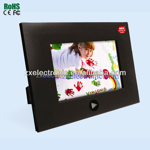 Customized Special Photo Frames With Recordable For