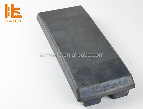 Track Pad/rubber pad For Asphalt Paver