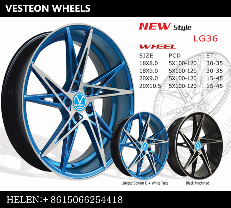 Hot sale big lip deep dish alloy wheel rims 15 inch with VIA JWL certificate