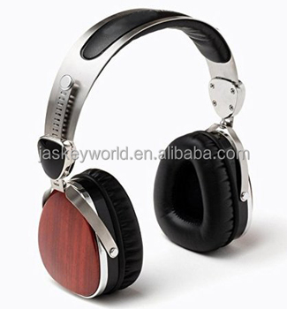 Wraith Premium Genuine Wood Headphones