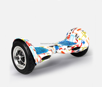 10 Inch Tire Smart Self Balancing Electric Hover Board 2wheel Scooter Balancer 2 Wheels With Bluetooth Power