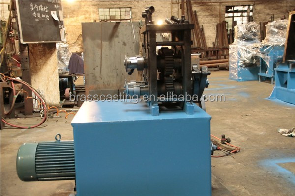 Low price brass scrap induction melting furnace price