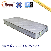 JM5A-1024 24cm Cheap bonnell spring foam mattress
