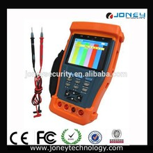 CCTV LCD Monitor Tester with PTZ tester and digital multimeter