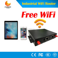 CM520-85F industrial LTE wifi router mini 4g modem with 1 ethernet port RS 232 support free wifi
