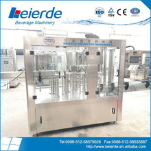 Water Washing Filling Capping Machine Account