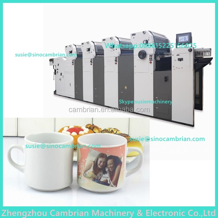 High quality web offset printing press machinery with best price