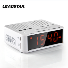 manufacturer wholesale V2.1+EDR bluetooth standard led radio alarm clock