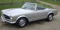 Mercedes-Benz W113 Pagode - Roadster - Cabrio used car