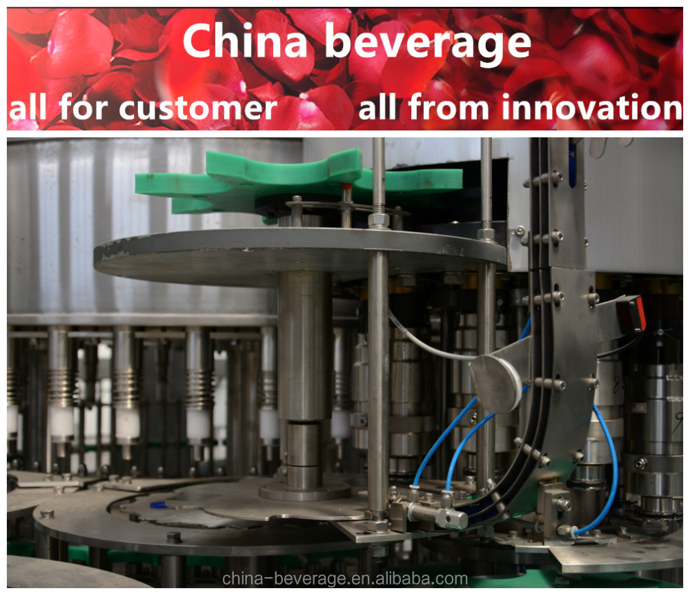 High quality high-precision bottle vinegar filling machine factory