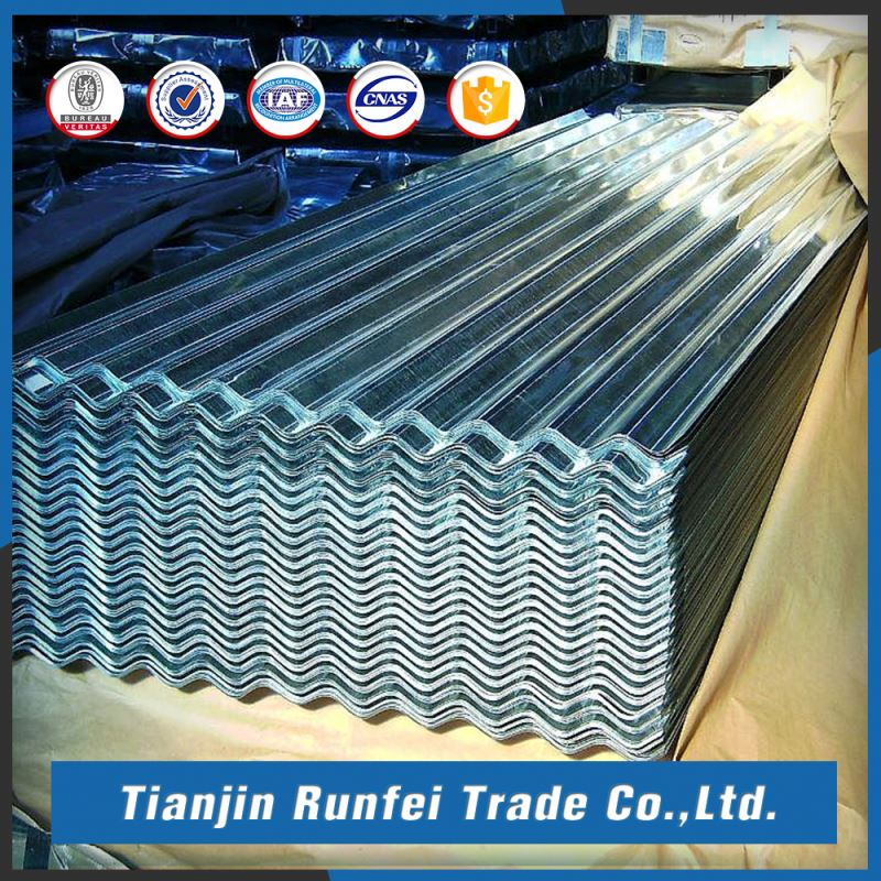 Alibaba assessed supplier china manufacture supplier al-zinc corrugated steel plate roof sheet tile