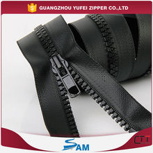 2015 high quality waterproof zipper,plastic zipper