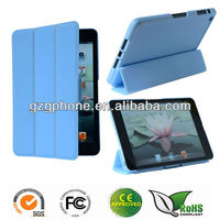Smart flip cover protective case for ipad mini