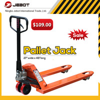 2017 New Design Casting Pump Pallet