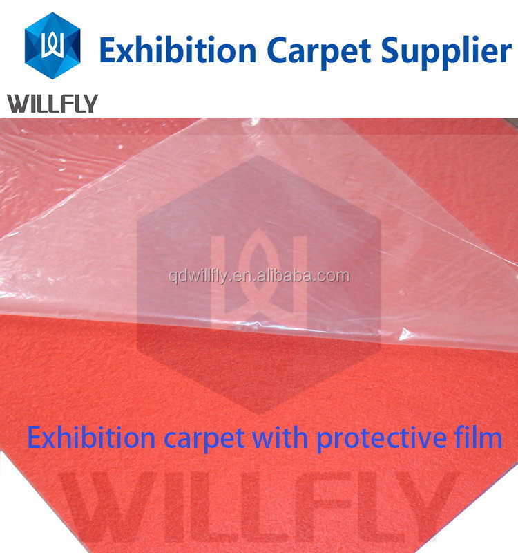 Special new coming exhibition carpet coating latex
