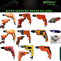 Canton Fair Direct Electric Tool 500W Power Drill Factory