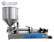 China Guangzhou Pneumatic Liquid Filling Machine/lotion Filling Machine