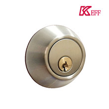 Stainless Steel Zinc Alloy Indoor Security Residential Apartment Room Anti Theft Mechanical Key Invisible Door Lock