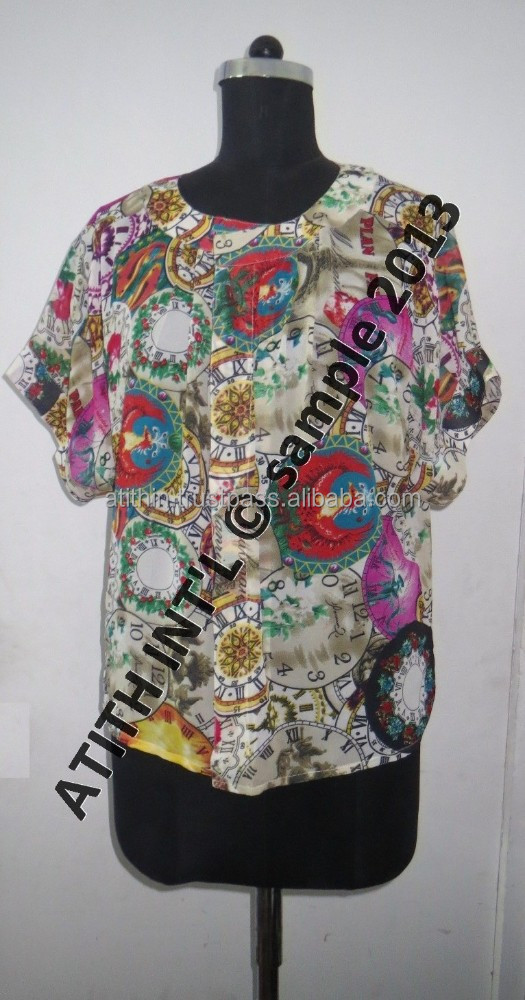 Latest Designed Printed Ladies Dresses