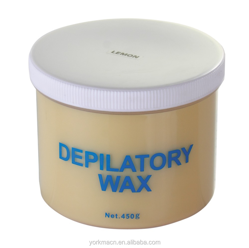 Professional soft depilatory wax body hair removal wax