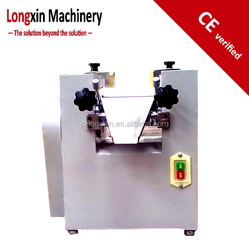 Hot sale new stainless laboratory triple roll mill grinder