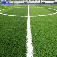 Cheap Monofilament artificial grass for football field/Synthetic grass turf for sport