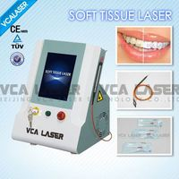 Soft tissue diode dental laser hair remove machine/dental equipment for distributor